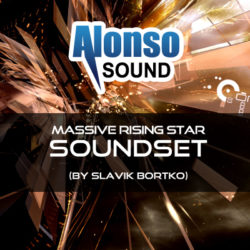 Alonso Massive Rising Star Soundset Vol. 1