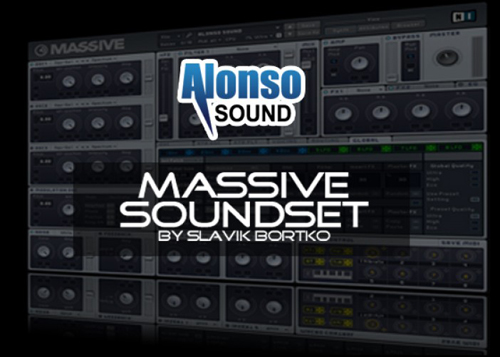 Alonso Massive Soundset