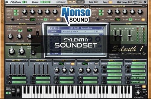 Alonso Sylenth1 Soundset