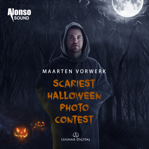 Maarten Halloween Scariest Halloween Photo Contest