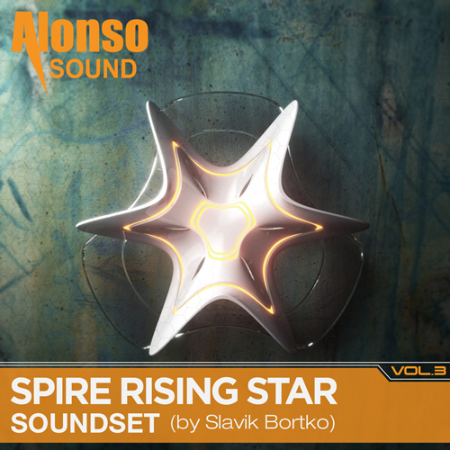 Alonso Spire Rising Star Soundset Vol. 3
