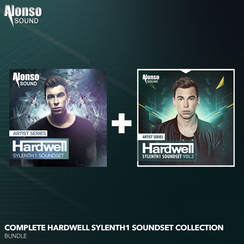 BUNDLE 7: Complete Hardwell Sylenth1 Soundset Collection