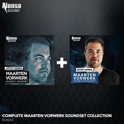 Bundle 8: Complete Maarten Vorwerk Soundset Collection
