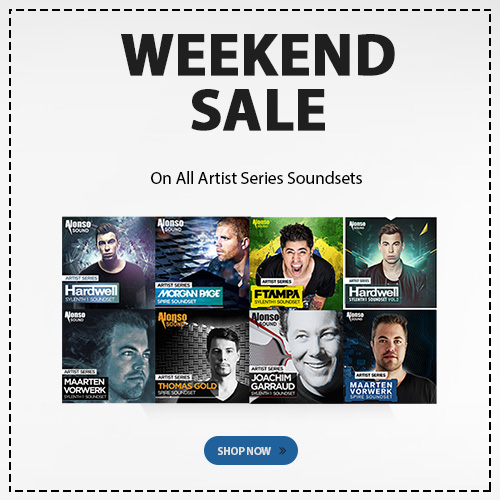 SALE: Save Big on All Artist Series This Weekend Only!