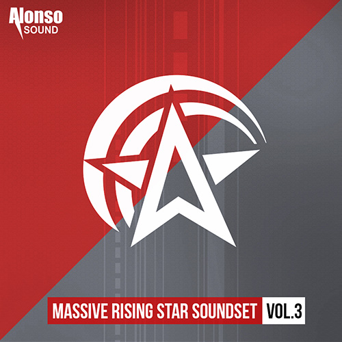 Alonso Massive Rising Star Soundset Vol. 3