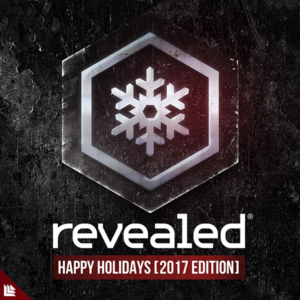 Revealed Happy Holidays [2017 Edition]