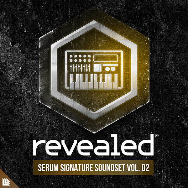Revealed Serum Signature Soundset Vol  2 - Alonso Sound