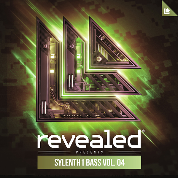 Revealed Sylenth1 Bass Vol  4 - Alonso Sound